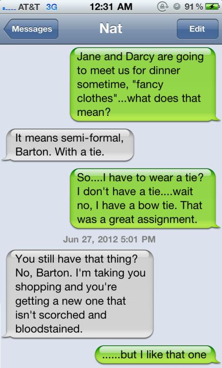 avengers text messages - Google Search