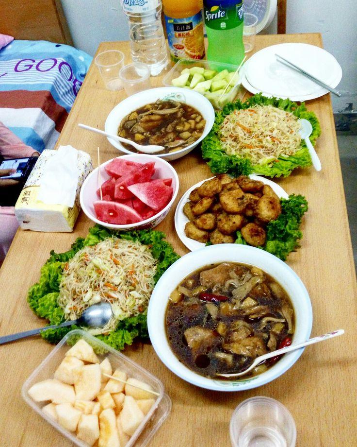 Goodbye Dinner with Nepal's Friend