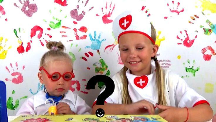 Я - Алиса, Я - Alisa, Алиса и Николь, детский канал, канал для детей, видео для детей, Николь Алиса, Челлендж, Игра ОПЕРАЦИЯ, Играем в Доктора, УКОЛ, Алиса, Лечим, Доктор Алиса, Доктор, Challenge, развлечения, смешное видео, детский смех, настольная игра, играем вместе, игра, в костюме доктора, Доктор Плюшева, Больница, Доктор Николь, волшебство, Кукла, magic, Video Challenge, Doctors, game for children Operation