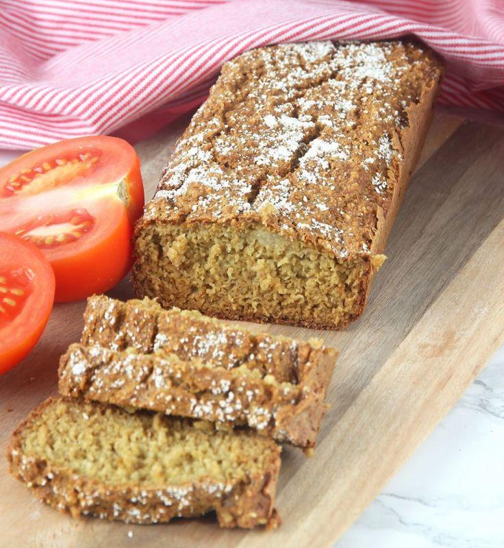 Spännande bröd gjort på havre, utan mjöl!