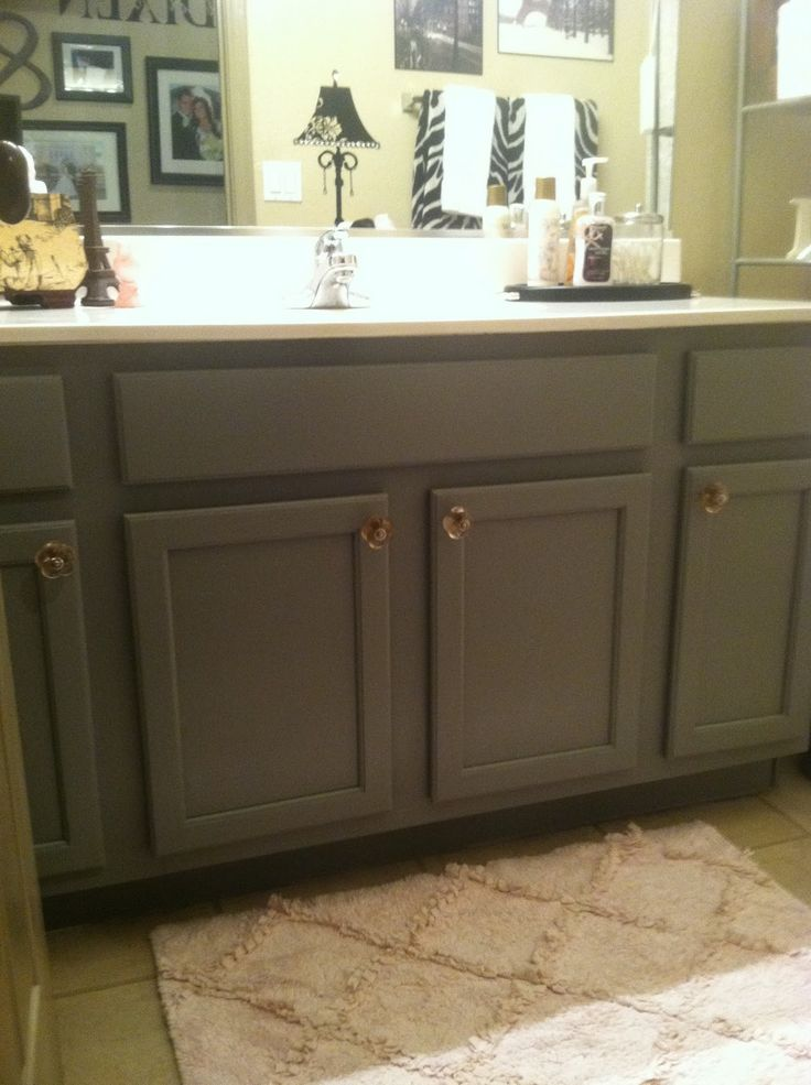 How To Do A Cheap And Easy Bathroom Update ANYONE Can Do