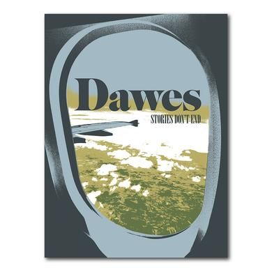 Image result for dawes band poster