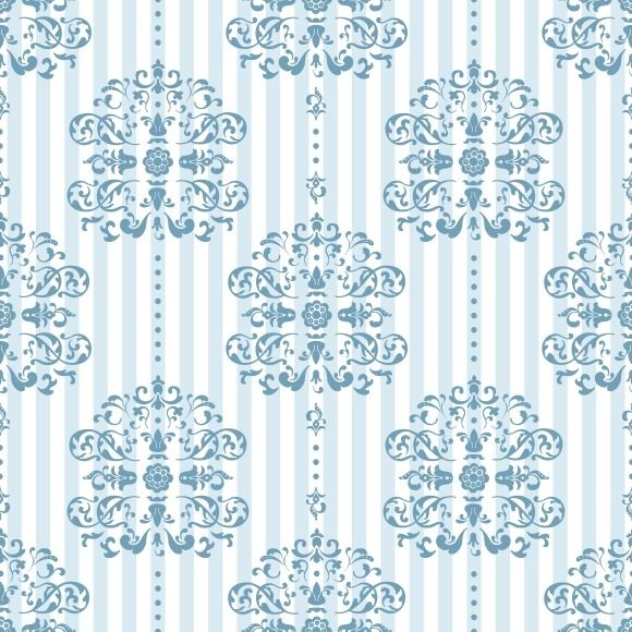 Royal Blue Background Pattern by Microvector on @creativemarket