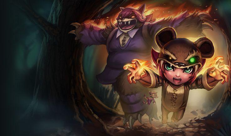Reverse Annie | League of Legends