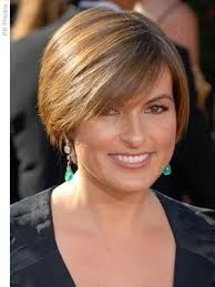 mid length hair ideas for fat faces - Google Search