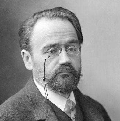 Emile Zola 02 april 1840 Paris (F) - 29 september 1902 Paris (F)