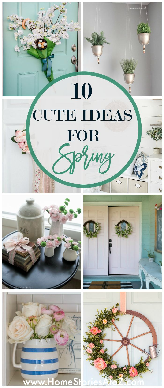 10 Cute And Easy Decorating Ideas For Spring Funky Home Decor Cute Home Decor Decor