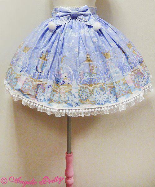 Angelic Pretty - Snow Dome