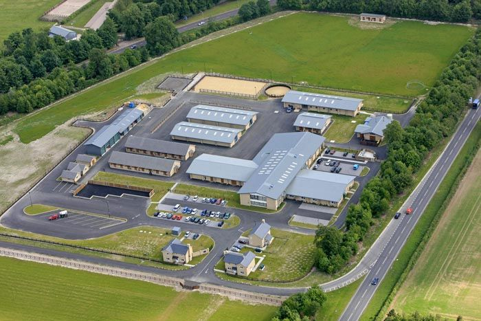 Newmarket Equine Hospital, Suffolk