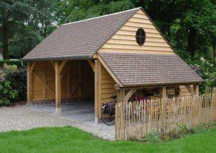 100 best Wooden Garages images on Pinterest | Wooden ...