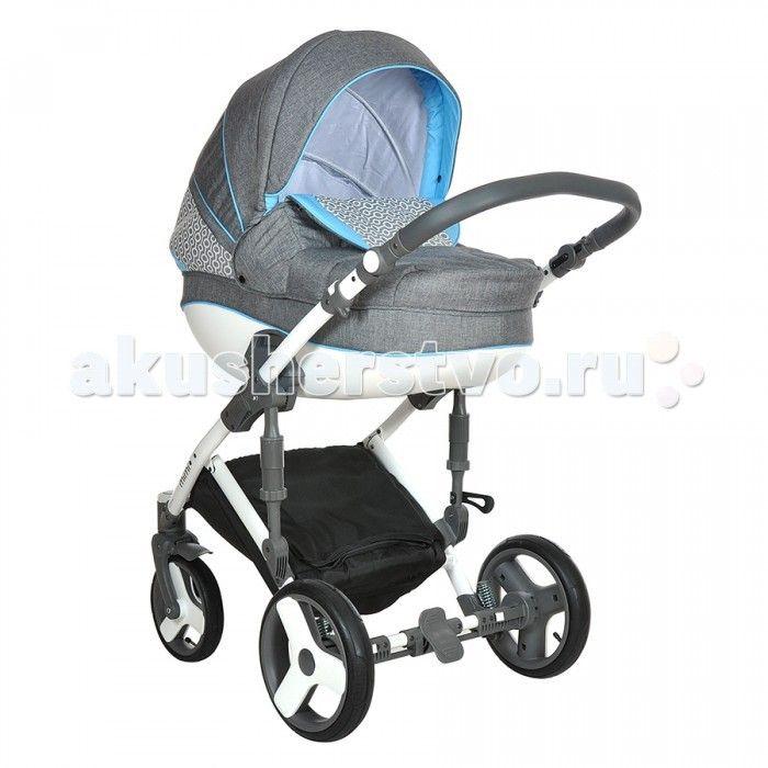 Коляска Tutis Zippy Mimi Plus Premium 3 в 1  Коляска Tutis Zippy Mimi Plus Premium 3 в 1 — универсальная и простая коляска для прогулок и длительных путешествий.  Подходит для любого времени года и для любых дорог.   Коляска- это первая вещь, которую малыш начинает изучать и исследовать. Это как большая игрушка, в которой он живет. Все поверхности и все материалы, до которых может дотронуться малыш, натуральны и безопасны. Для их изготовления используется специально сотканная прочная, но…