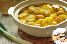 Cartofii la cuptor sunt una din acele garnituri care odată cu trecerea timpului…