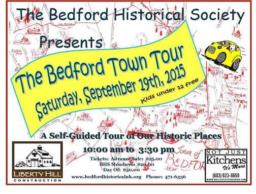 <Bedford Town Tour>