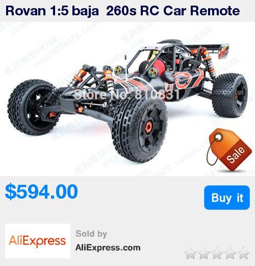 Rovan 1:5 baja  260s RC Car Remote control car Model Car 26cc engine With NGK + Walbro * Pub Date: 23:58 Apr 11 2017