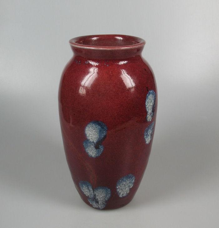 Leo Martens vase...
