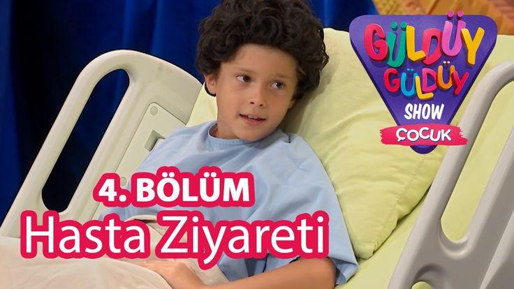 ✿ ❤ Perihan ❤ ✿ KOMEDİ :) Güldüy Güldüy Show Çocuk  4. Bölüm, Hasta Ziyareti :))