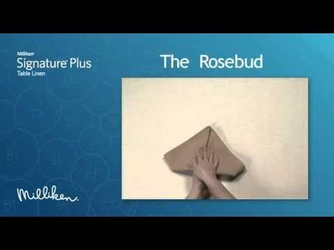 Easy Napkin Folding Techniques · Leichte  ServiettenfalttechnikStoffserviettenServietten Falten