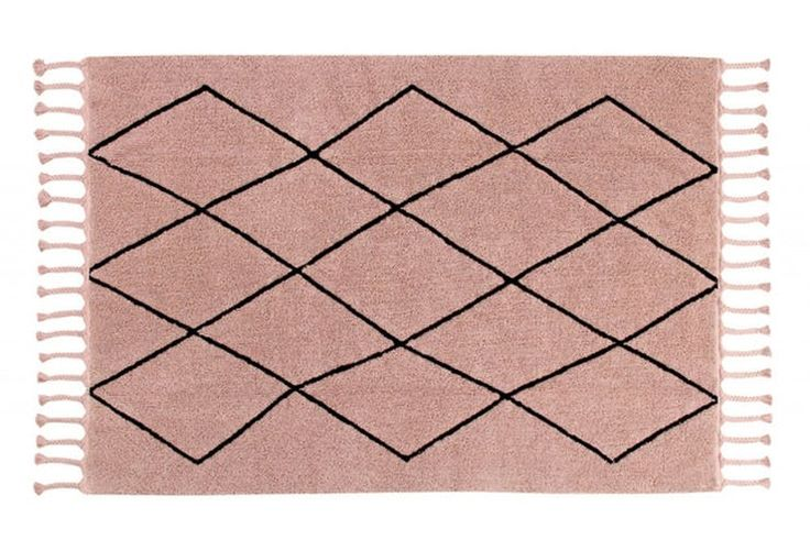 Machine-Washable Area Rugs: Ruggable, Lorena Canals, Hook & Loom   Apartment Therapy