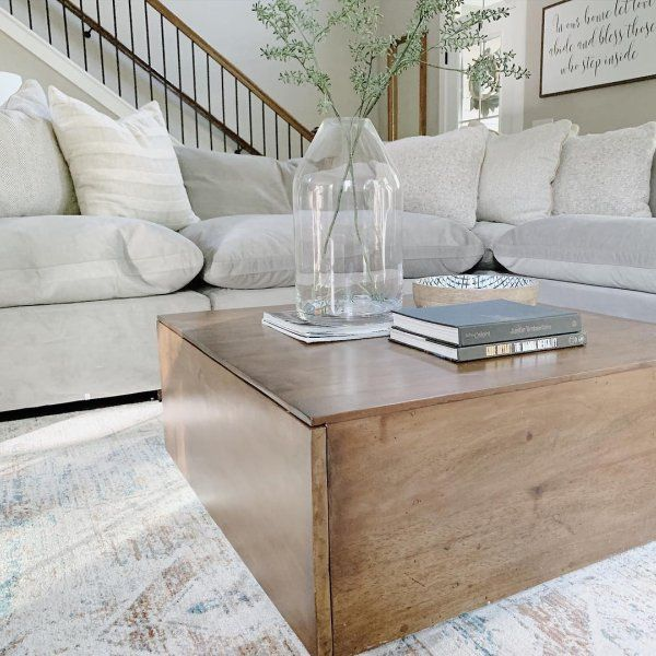Parkview Reclaimed Wood Coffee Table Coffee Table Coffee Table