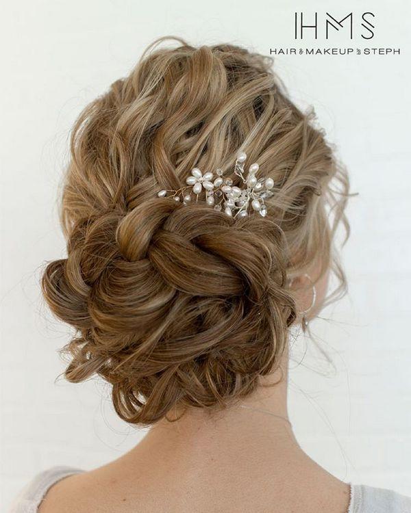 HMS Long Wedding Hairstyles 4 | Deer Pearl Flowers