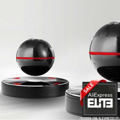 Here is The Future !!! Portable Magnetic Levitating 3D Stereo Bluetooth Speaker 4.1, #Epic 😍 http://bit.ly/2da1fZJ