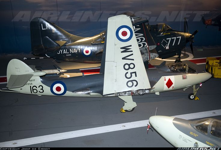 Hawker Sea Hawk FGA6 - UK - Navy | Aviation Photo #2501127 | Airliners.net
