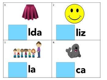 Silabas Con La Letra F Fa Fe Fi Fo Fu Con 2 Actividades Con