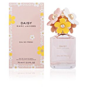 Marc Jacobs Eau so fresh Daisy perfume   Love it. It smells so nice