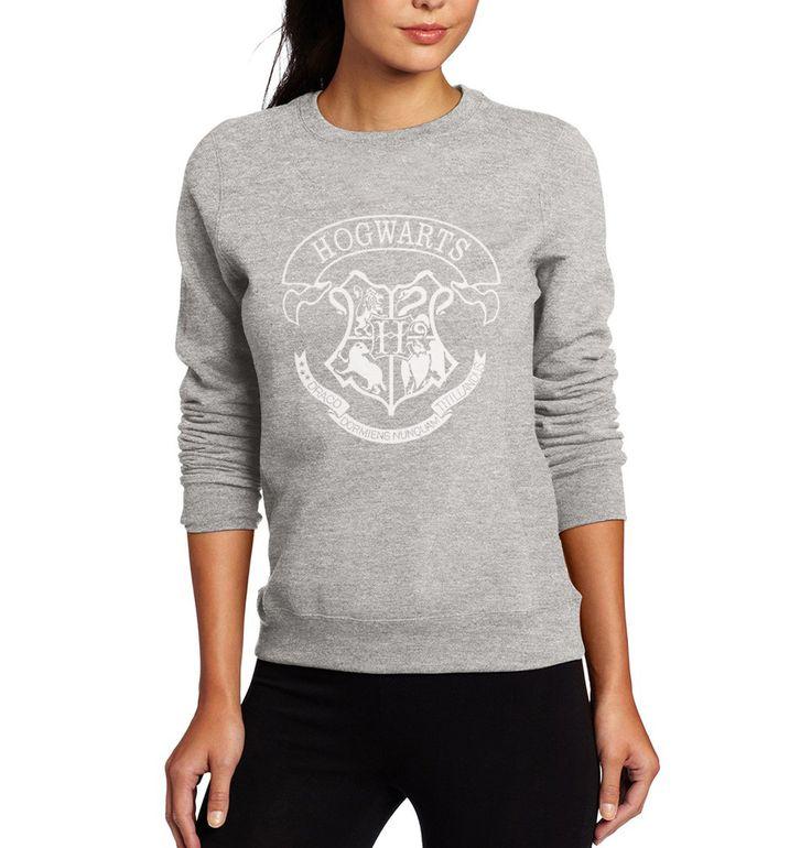 2017 automne de mode galaxy POUDLARD sweat streetwear poudlard reliques de la mort hoodies pour dame polaire nouvelle arrivée sweat à capuche