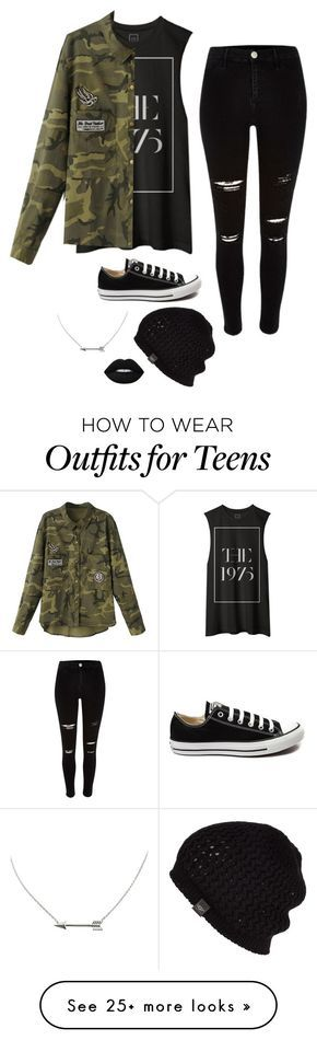 """""""Untitled #2762"""" by if-i-were-famous1 on Polyvore featuring Converse, UGG Australia, Lime Crime, women's clothing, women, female, woman, misses and juniors"""