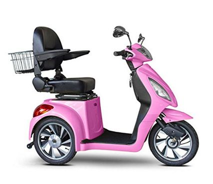 E-Wheels Jellybean Collection Electric Mobility Scooter