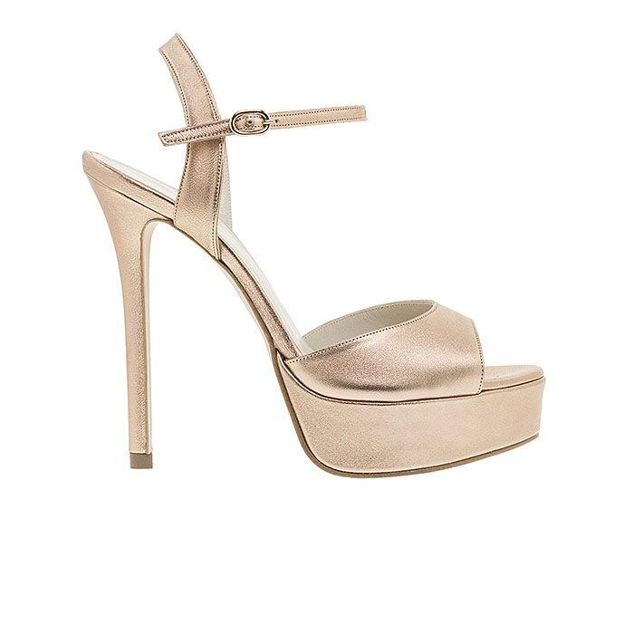 1008G03-BRONZE LEATHER www.mourtzi.com #sandals #heels #mourtzi #greekdesigners
