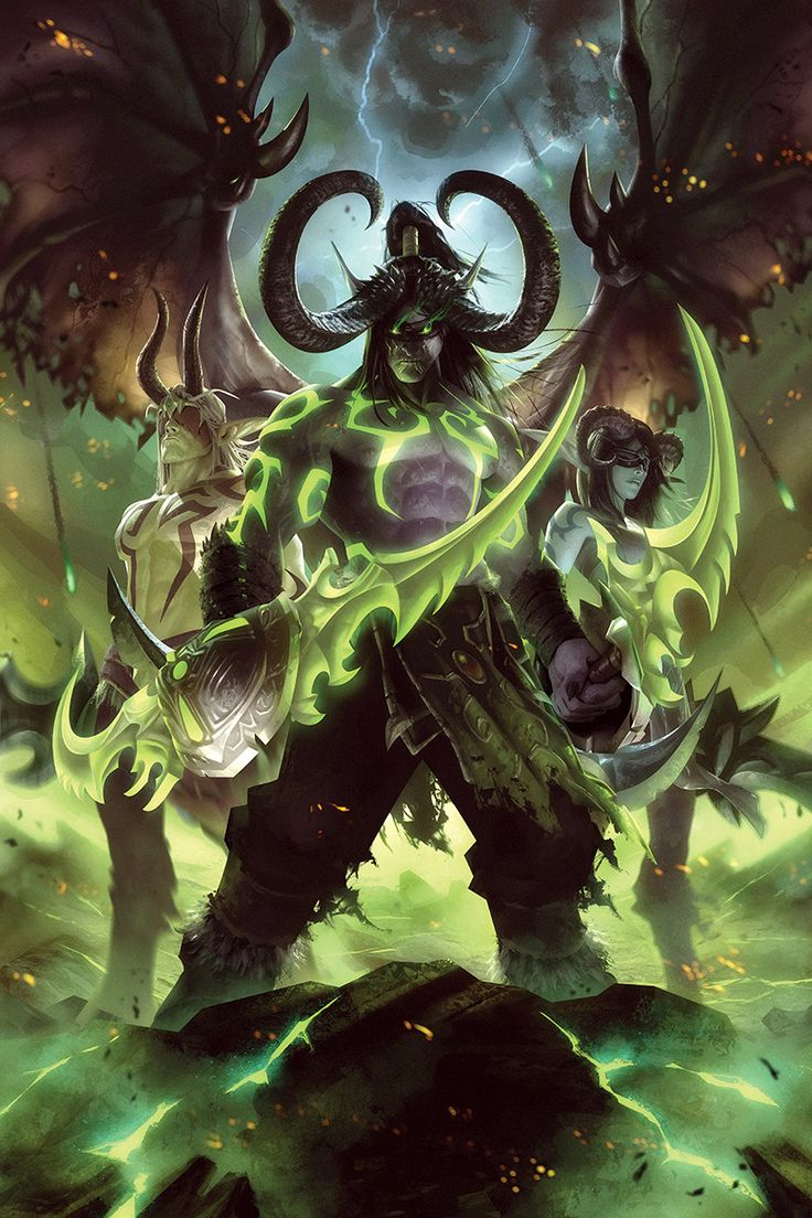 World of Warcraft: Legion, Alex Garner on ArtStation at https://www.artstation.com/artwork/APzDo