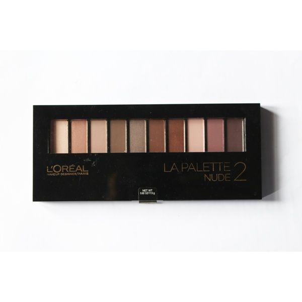 Loreal Paris Colour Riche La Palette Nude 2 Review: