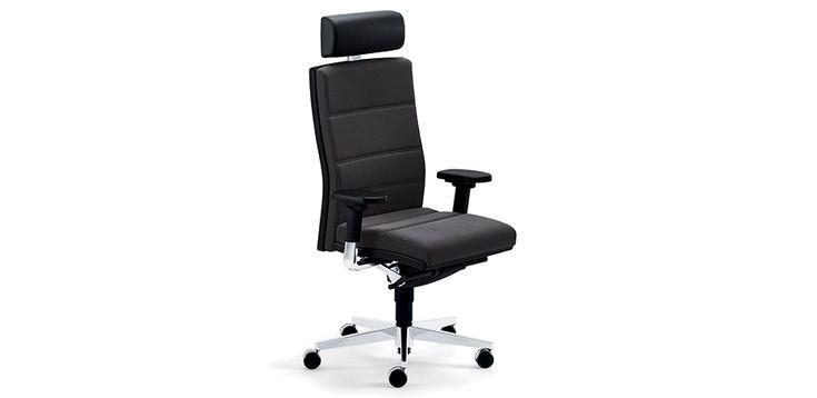 Mr. 24 sedia ufficio di Sedus: per utilizzi di lavoro 24 ore su 24