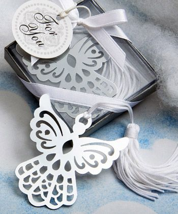 Angel book mark for first communion gift