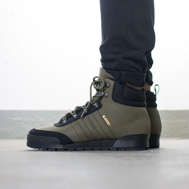 Мужская обувь сникеры adidas Originals Jake Boot 2.0 B27750 - Sneakerstudio.ru