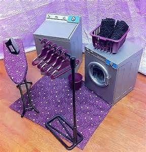 OOAK Barbie laundry room - Bing Images