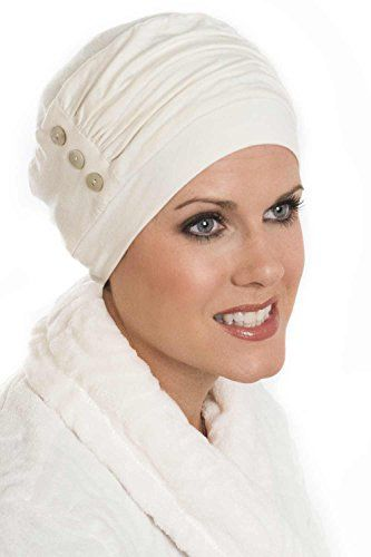 Cardani Synergy Sleep Cap for Women – Soft Bamboo Sleeping Hat, Cancer  No matter how you wear it, we just know you're going to fall in love with our Synergy Sleep Cap in Luxury Bamboo! This design by Cardani is a Headcovers.com exclusive. As always, this cap provides full head coverage for women with hair loss due to cancer, chemotherapy, alopecia, or other types of medical hair loss conditions. Because of the versatile nature of this look, our customers also love to wear this one o..