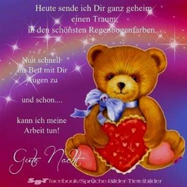 whatsapp gute nacht
