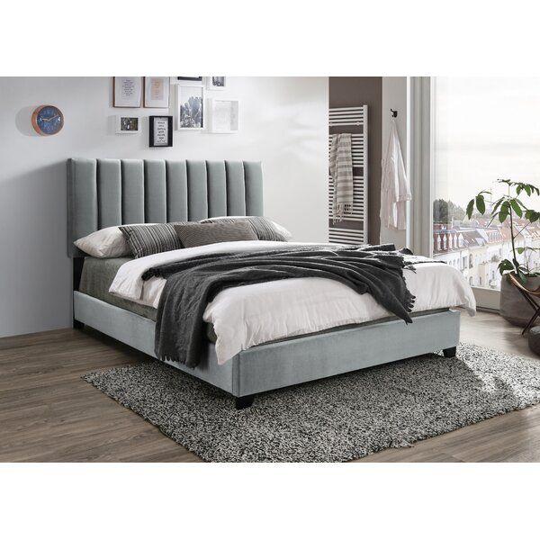Cottman Upholstered Standard Bed In 2020 King Size Bed Furniture