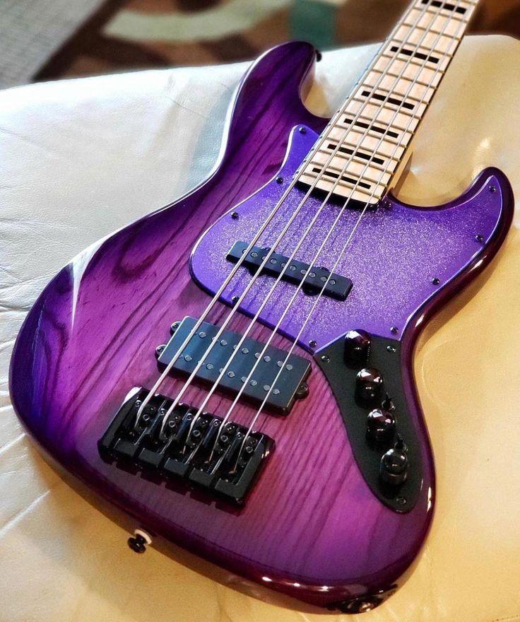 Amazing bass guitars bassguitars Fender bass guitar