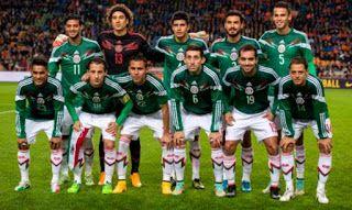 Mexico Soccer Team 2016
