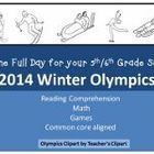one full day of academic/common core aligned activities for your 5th/6th grade plans.  From Subplanners.