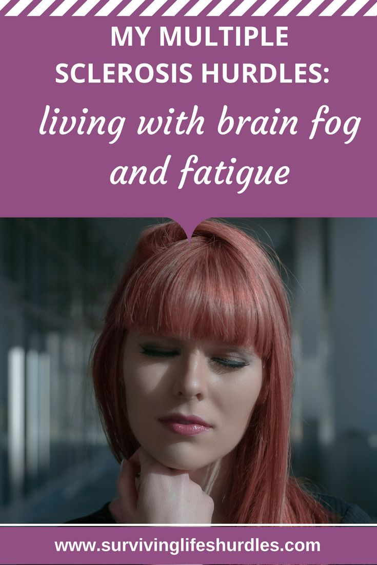 Raising awareness for the hidden symptoms of MS brain fog and fatigue.  What living with these  Multiple Sclerosis symptoms really feels like and the impact they have on my life.