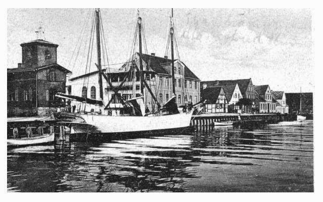 Darłówko, Darłowo: Darłówko 1925r.