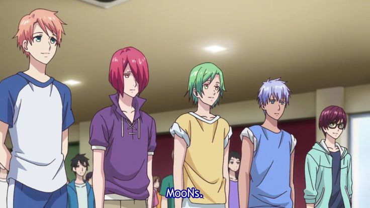 """hanayame: """" The B-project boys as kids, they were all so cute """""""