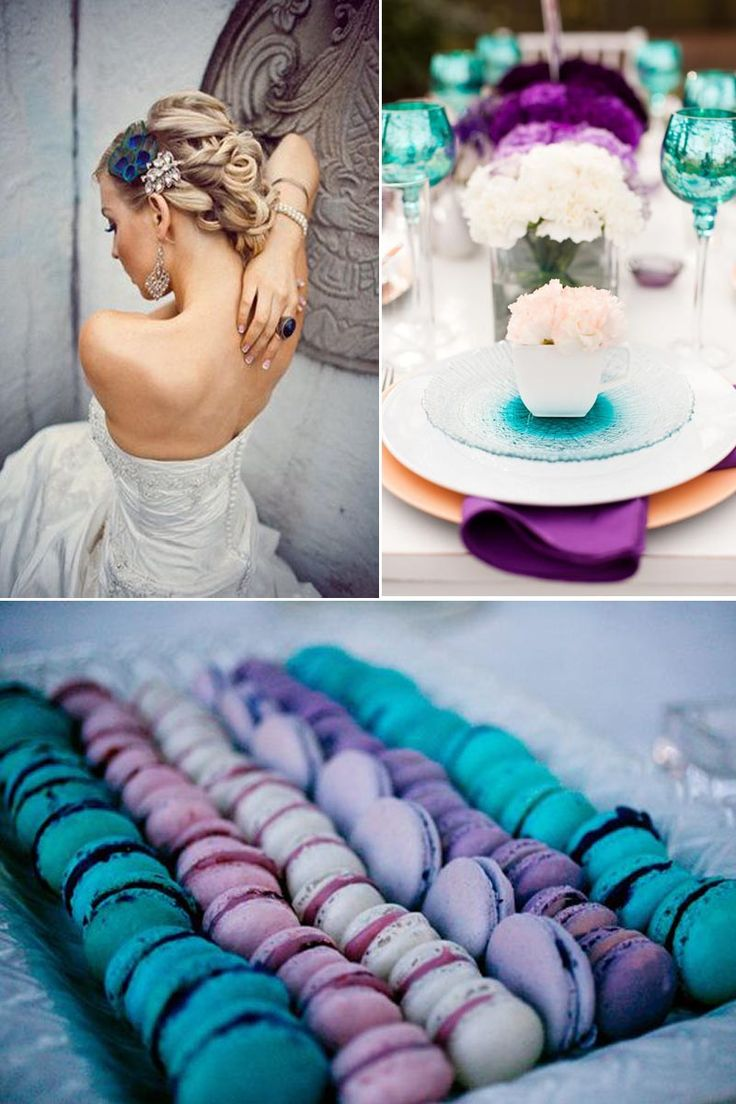 Wedding Peacock Theme Ideas And Inspiration. Join Us At Http://www.