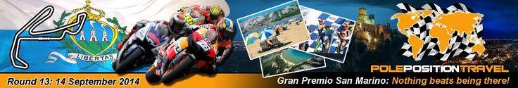 Gran Premio San Marino 2014 : Misano MotoGP tickets, VIP Village, hotels
