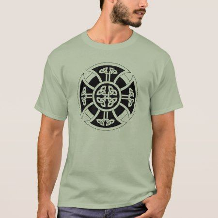 Celtic Cross T-Shirt - tap, personalize, buy right now!